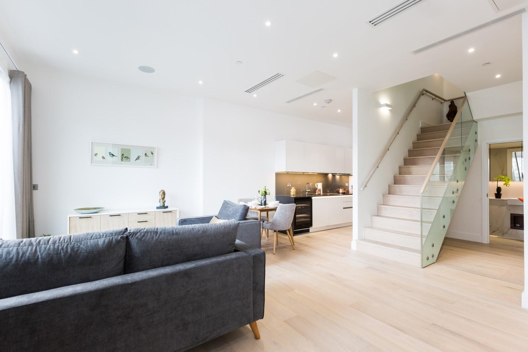 Mylo Fulham Riverside Luxury Apartments Serviced Apartments Mylo