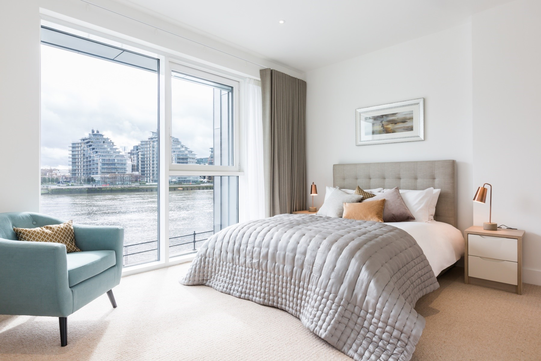 Peachy Mylo Fulham Riverside Luxury Apartments Serviced Home Interior And Landscaping Ologienasavecom