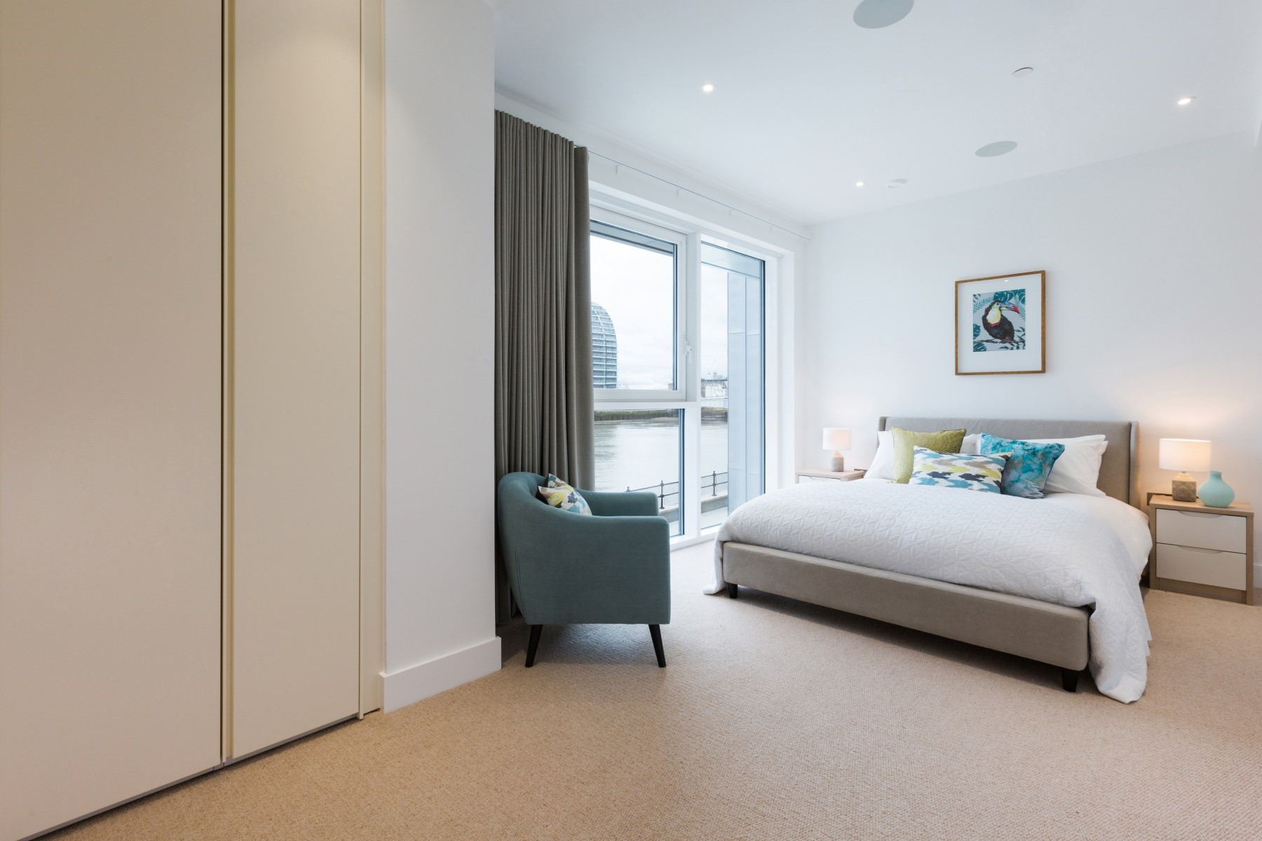 Mylo Fulham Riverside Luxury Apartments Serviced Apartments Mylo